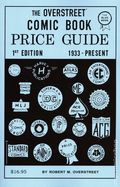 Official Overstreet Comic Book Price Guide #1 SC (2020 Gemstone) Facsimile Edition 1-REPBLUE