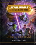 Star Wars The High Republic A Test of Courage HC (2021 A Disney/Lucasfilm Press Novel) 1-1ST