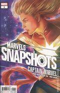 Captain Marvel Marvels Snapshots (2020 Marvel) 1A