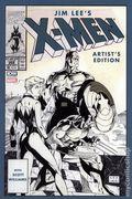 Jim Lee's X-Men HC (2021 IDW/Marvel) Artist's Edition 1-1ST