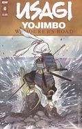 Usagi Yojimbo Wanderer's Road (2020 IDW) 4