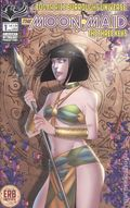 Moon Maid Three Keys (2021 American Mythology) 1B