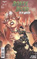 Robyn Hood Iron Maiden (2021 Zenescope) One-Shot 2A