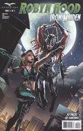 Robyn Hood Iron Maiden (2021 Zenescope) One-Shot 2B