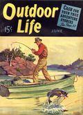 Outdoor Life (1926-1974 Godfrey Hammond) Magazine Vol. 85 #6
