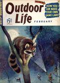 Outdoor Life (1926-1974 Godfrey Hammond) Magazine Vol. 89 #2