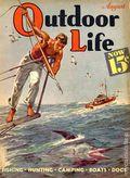 Outdoor Life (1926-1974 Godfrey Hammond) Magazine Vol. 82 #2