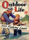Outdoor Life (1926-1974 Godfrey Hammond) Magazine Vol. 83 #4