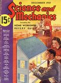 Everyday Science and Mechanics (1929-1937 Continental) Vol. 8 #6