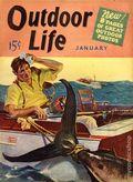 Outdoor Life (1926-1974 Godfrey Hammond) Magazine Vol. 85 #1