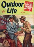 Outdoor Life (1926-1974 Godfrey Hammond) Magazine Vol. 86 #1