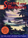 Everyday Science and Mechanics (1929-1937 Continental) Vol. 8 #2