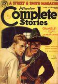 Popular Complete Stories (1931-1932 Street & Smith) Pulp Vol. 27 #2