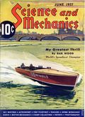Everyday Science and Mechanics (1929-1937 Continental) Vol. 8 #3