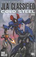 JLA Classified Cold Steel (2005) 1