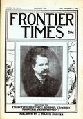 Frontier Times Magazine (1923-1947 Western Publications) 1st Series Vol. 19 #4