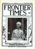 Frontier Times Magazine (1923-1947 Western Publications) 1st Series Vol. 18 #8