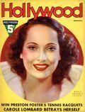 Hollywood Magazine (1929-1943 Fawcett) Jan 1937