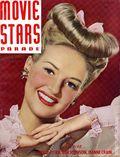 Movie Stars Parade (1940-1958 Ideal Publishing) Magazine Vol. 6 #10