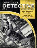 Official Detective Stories (1934-1995 Detective Stories Publishing) Vol. 6 #6