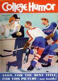 College Humor (1934-1943 Dell Publishing Co) Vol. 1 #3