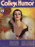 College Humor (1934-1943 Dell Publishing Co) Vol. 2 #1