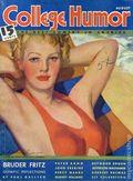 College Humor (1934-1943 Dell Publishing Co) Vol. 2 #5