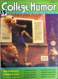 College Humor (1934-1943 Dell Publishing Co) Vol. 3 #1