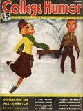 College Humor (1934-1943 Dell Publishing Co) Vol. 4 #1