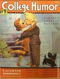 College Humor (1934-1943 Dell Publishing Co) Vol. 4 #4