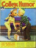 College Humor (1934-1943 Dell Publishing Co) Vol. 6 #2