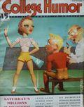 College Humor (1934-1943 Dell Publishing Co) Vol. 6 #3