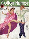 College Humor (1934-1943 Dell Publishing Co) Vol. 8 #2