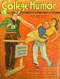 College Humor (1934-1943 Dell Publishing Co) Vol. 10 #1