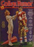 College Humor (1934-1943 Dell Publishing Co) Vol. 10 #4