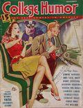 College Humor (1934-1943 Dell Publishing Co) Vol. 12 #1