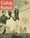 College Humor (1934-1943 Dell Publishing Co) Vol. 13 #1