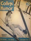 College Humor (1934-1943 Dell Publishing Co) Vol. 14 #2