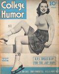 College Humor (1934-1943 Dell Publishing Co) Vol. 15 #1