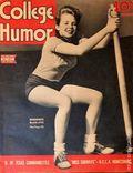 College Humor (1934-1943 Dell Publishing Co) Vol. 15 #2