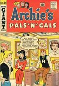 Archie's Pals 'n' Gals (1955) Canadian Price Variant 24
