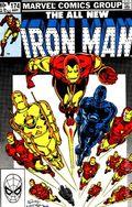 Iron Man (1968 1st Series) Mark Jewelers 174MJ