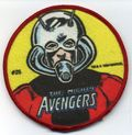 Avengers Patch Series (1984-1985 Marvel) PATCH#1