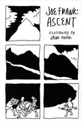 Joe Frank Ascent GN (2021 Fantagraphics) 1-1ST