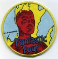 Fantastic Four Patch Series (1984 Marvel) PATCH#3