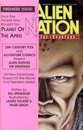 Alien Nation the Spartans (1990) 1C
