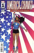 America Chavez Made in USA (2020 Marvel) 1A