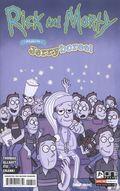 Rick and Morty Presents Jerryboree (2021 Oni Press) 1A