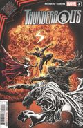 King in Black Thunderbolts (2021 Marvel) 3A