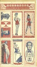 Hollywood Official Stamps of the Stars and Studios (1947) PA